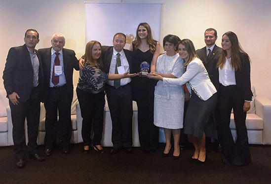 Duratex wins the 2018 Ouvidorias Brasil Award